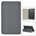 "Protective PU + PC Case w/ Stand for 8.4"" Samsung Galaxy Tab S T700 - Grey"