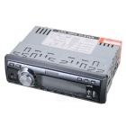 "STC 2000U 2.8"" Color LCD Display Car Audio Player Speaker w / FM / USB / SD - Black + Silver + Grey"