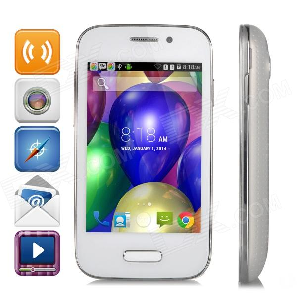 M-Horse S51 Android 4.4 WCDMA Bar Phone w/ 3.5