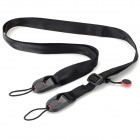 GP150 Multi-Function Professional DSLR Camera Strap for GoPro Hero 3+ / 3 / 2 / 1 - Black