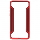 NILLKIN Protective PC + TPU Bumper Frame Case for HUAWEI Honor 6 - Red + Black