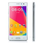 "G850 Android 4.4.2 Dualcore WCDMA Bar Phone w / 4,0 ""Kapazitive, Blutooth, Wi-Fi, GPS - White"