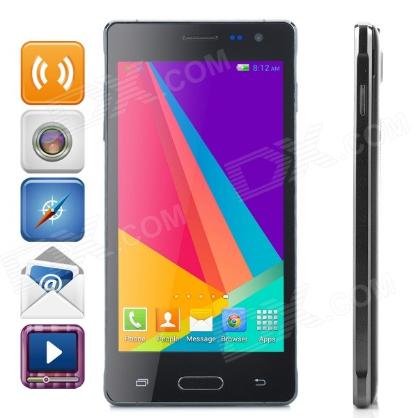 G3518W 7715 Android 4.4.2 Dual-core WCDMA Bar Phone w/ 4.0