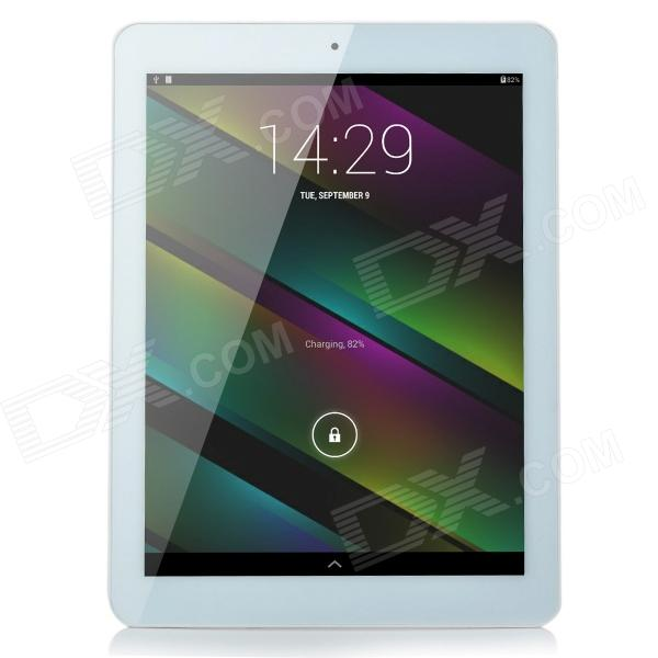 Teclast P10HD 9.7 Quad-Core Android 4.4.2 Tablet PC w/ 1GB RAM, 16GB ROM, Wi-Fi - Silver teclast p10hd 9 7 quad core android 4 4 2 tablet pc w 1gb ram 16gb rom wi fi silver
