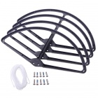 Carbon Fibre Propeller Protection Cover Rings - Black