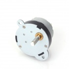 ZnDiy-BRY 200RPM 200mA 40mm 12V DC Replacement Torque Gear Box Motor - Silver