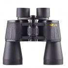 BIJIA 10X50 High-Power High-Definition Telescope Binoculars - Black