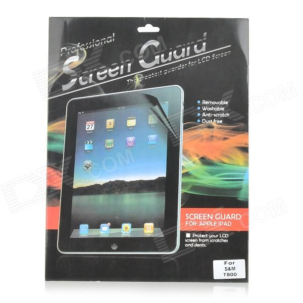 Protective ARM Clear Screen Guard Protector for Samsung Galaxy Tab S T800 - Transparent