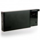 SHARPEN 12000mAh Backup Power Supply Battery with Holder for Nikon D7000 D800 D800E D600 - Black