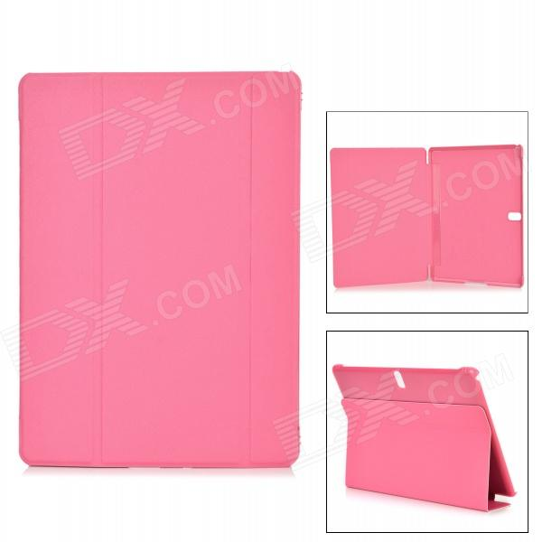 Protective PU + PC Case w/ Stand for Samsung Galaxy Tab S 10.5