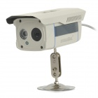"DOUBLEEAGL L901 1.3"" CMOS 800TVL HD Digital Video Camera w/ 1-IR-LED - Greyish White"