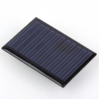 ZnDiy-BRY HYT60-44 0.275W 5.5V 50mA Solar Panel - Black (60 x 44mm)