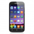"Lenovo A560 Quad-core Android 4.3 WCDMA Bar Phone w/ 5.0"" Screen, Wi-Fi and GPS - Black"