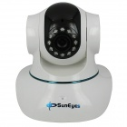 SunEyes SP-T03WP P2P Plug & Play Wirless Wi-Fi Pan/Tilt IP Camera w/ TF, Bidirectional-Audio