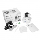SunEyes SP-T03WP P2P Plug & Play Langattoman Wi-Fi Pan / Tilt IP Camera w / TF, kaksisuuntainen-Audio
