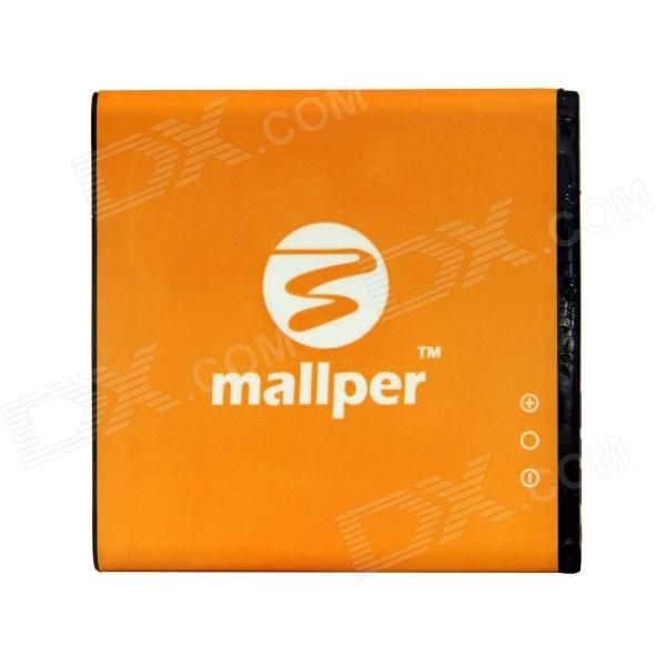 Mallper 3.7V 1400mAh Rechargeable Battery for Sony Ericsson BA700 / Xperia Neo MT15i / Pro MK16i sony ericsson xperia active billabong edition в украине
