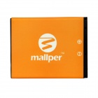 "Mallper Replacement 3.7V ""1000mAh"" Li-ion Battery for Sony Ericsson P1 / P700 / BST-40 + More"