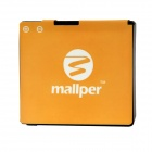 "Mallper Replacement 3.7V ""1000mAh"" Li-ion Battery for HTC HD / TOUCH HD + More - Orange"