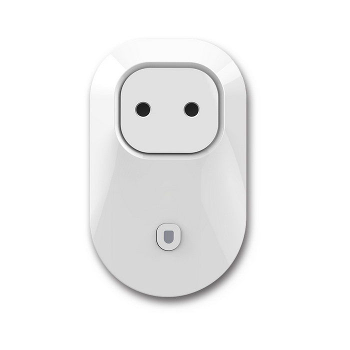 WiWo-s20-E2 Smart Wi-Fi EU Standard Wall Mounted Socket - White