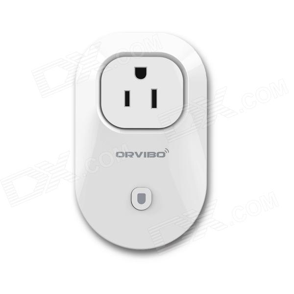 Orvibo WiWo-s20-U3 Smart Wi-Fi US Standard Wall Mounted Socket - White