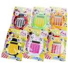 "1.5"" LCD Cute Cartoon Calculator (1*LR1130/Style Assorted)"