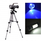 SingFire SF-357 250lm Blue + White Fishing Lamp w/ CREE XP-E R2 + 8-LED / Tripod (2 x 18650)