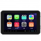 "WanHe 7"" Touch Screen LCD GPS Navigator with FM / WiFi - Black (16GB)"