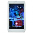 "SANEI G701 7 ""IPS-Dua-Core-Android 4.2 3G Tablet PC w / 512MB RAM, 4GB ROM, Dual-SIM - White"
