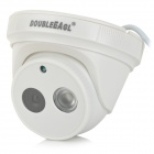 "DOUBLEEAGL L328 1.3"" CMOS 2.0MP HD Digital Video Camera w/ 1-IR-LED - White"