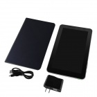 "Changhong V5 9"" Dual-Core Android 4.4.2 Tablet PC 512 Mt RAM, 8GB ROM, PU Case - valkoinen + musta"