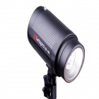 Letspro GE-180 180W 5500K Studio Light - Black (AC180-220V)