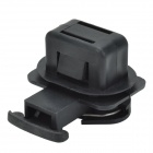 CHEERLINK Rear Seat Retaining Clip for Honda Accord / Spirior / CRV / Odyssey - Black
