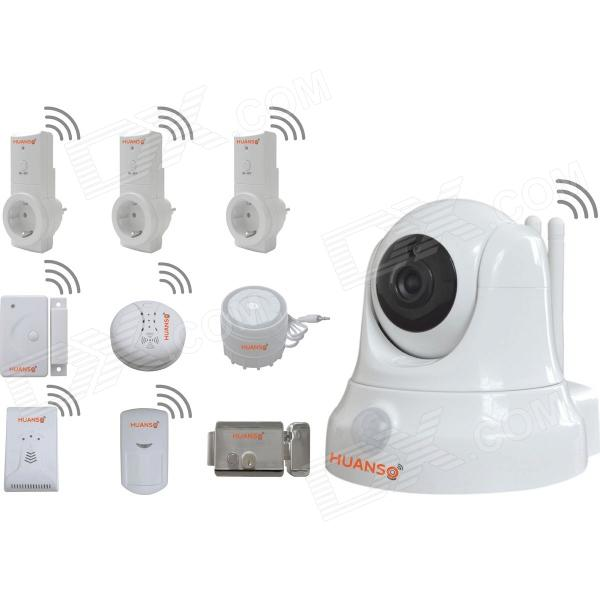 HUANSO CT868W Smart Home System 1/4