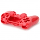 Protective Controller Case + Joystick Cover Set for PS4 - Red