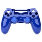 Protective Controller Case + Joystick Cover Set for PS4 - Deep Blue