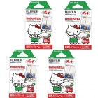 Genuine Fujifilm Instant Hello Kitty Old Version Film (10 x 4 PCS) - Special Offer