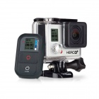 Genuine GoPro Hero3+ Improved Version of the Great Hero3 Action Camera - Black