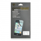 Protective PET Anti-Peep Screen Protector for IPHONE 5 / 5S - Transparent