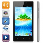 "Mixc L930 Android 4.4.2 WCDMA Bar Phone w/ 4.5"" Screen, Wi-Fi and GPS - Black + White"