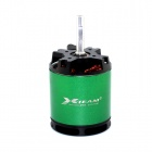 X-TEAM XTO-T700 500KV Outrunner Brushless Motor for T700 Helicopter & Heli - Green