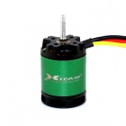 X-TEAM XTO-T450 3250KV Outrunner Brushless Motor for 450 Helicopter&Heli - Green
