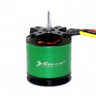 X-TEAM XTO-T600 1400KV Outrunner Brushless Motor for T600 Helicopter&Heli - Green
