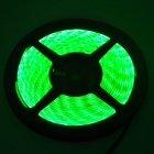 SENCART Waterproof 12W 254lm 560nm 300-SMD 3528 LED Green Light Strip - White (DC 12V / 5M)
