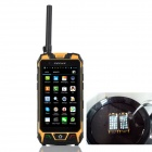 "ZGPAX S9 Rugged 4.5"" Android 4.2.2 Dual-core 3G Phone w/ 4GB ROM / PTT / SOS / GPS / Compass"