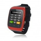 "ZGPAX S12 Bluetooth V3.0 Sports inteligente Watch w / 1.54 ""de pantalla, sincronización Android Phone, podómetro - Orange"