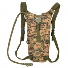 Outdoor Camping / Cycling Double Shoulder Hydration Reservoir Backpack / Water Bag - Camouflage