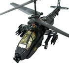 Realistic Apache AH-64 Large R/C Helicopter
