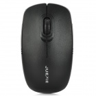 JUEXIE JR-506 2.4G 1000dpi Wireless Optical Mouse - Black