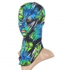 Outdoor Cycling Sun-proof Chinlon Face / Head Cover Mask Facekini - Multi-colored (Free Size)