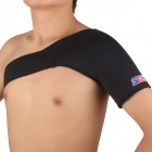 ShuoXin SX643 Sports Single Shoulder Support Guard - Black